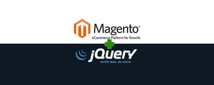 Adicionando suporte ao jQuery no Magento